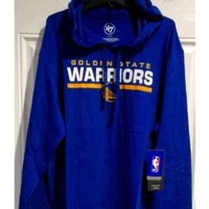 Golden State Warriors Hoodie New w tags